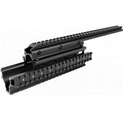 Saiga-12G Tactical Quad Rail System + 14pcs RAIL COVERS