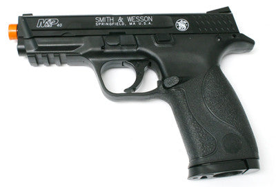 Smith & Wesson M&P 40 Airsoft Gas Non-Blow Back Pistol (Black)