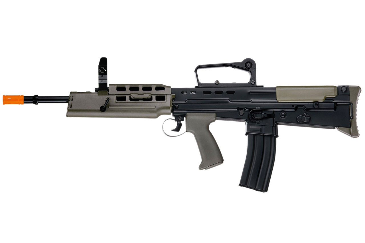 L85-A2 Spring Airsoft Assault Rifle