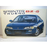 Sprinter Tueno BZ-G Model Car