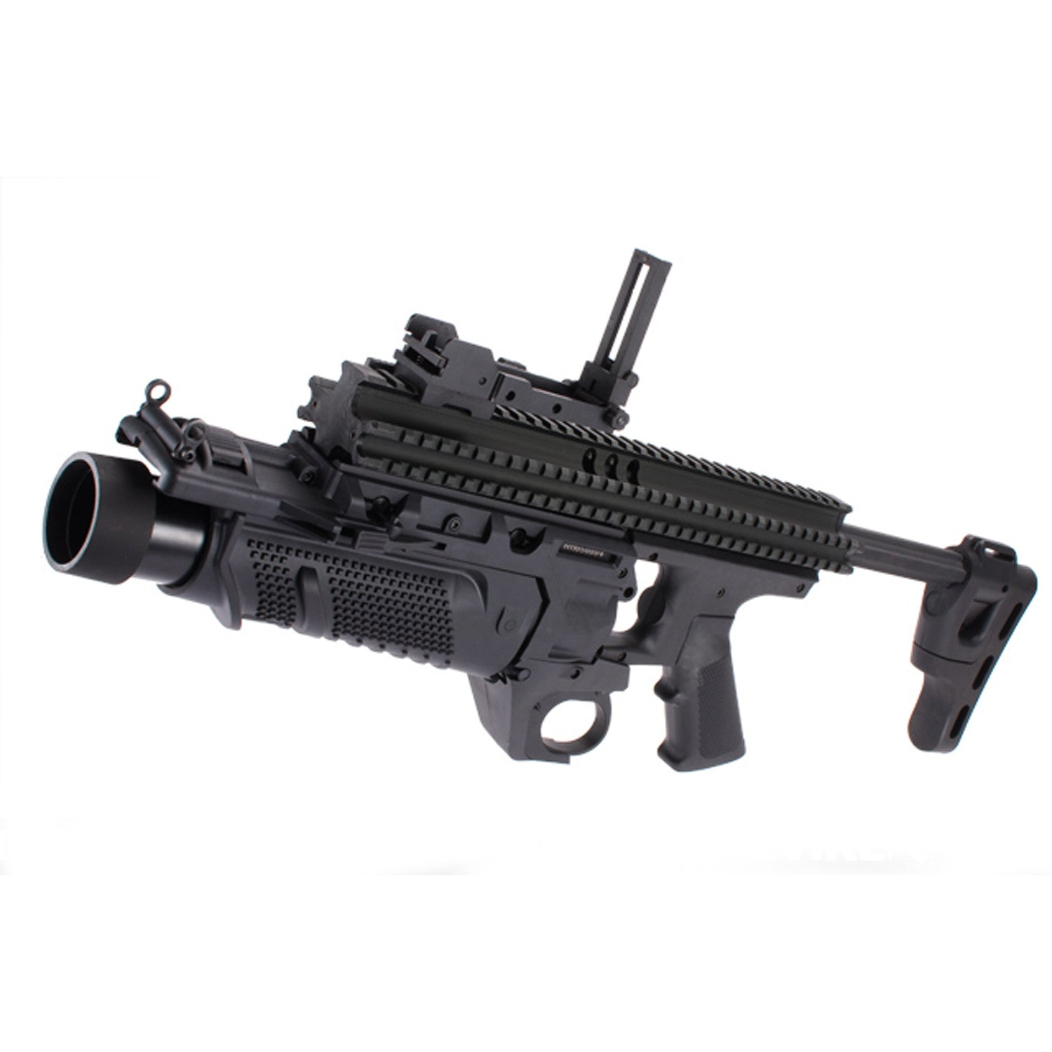 EGLM Airsoft Grenade Launcher with RIS Kit