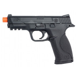 S&W M&P 9 Full Size GBB Semi&Full Auto OEM VFC - FPS: 312 w/.20g BBs Mag Capacity: 23 rounds Power: Gas Length: 7.6 in. Weight: 1.47 lbs.