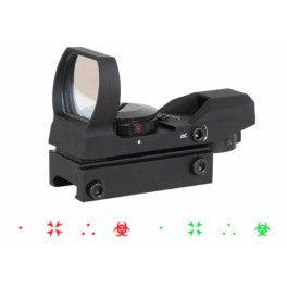 TACTICAL DUAL ILL. 4 DIFFERENT RETICLES/SPECIAL OPS EDITION