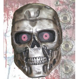 Terminator Mask Airsoft Full Face Wire Mesh T800