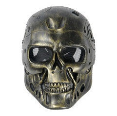 Airsoft Full Face Terminator T600 Mask