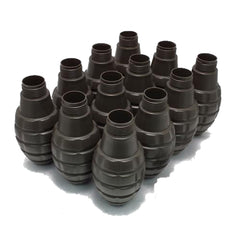 12 Replacement Shells For Thunder B Grenade