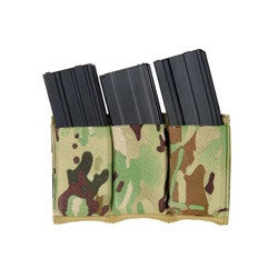 Triple M4 Magazine Pouch - Multi-Cam