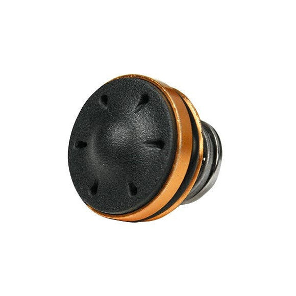 ICS Ultimate Ball Bearing Polycarb Silent Mushroom Piston Head for Airsoft AEG