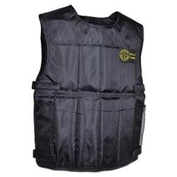 Well Fire Combat Black Tactical Vest Airsoft