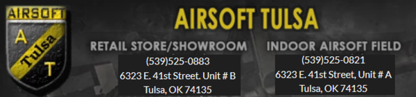 Airsoft Tulsa and Outdoor Sports