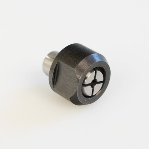 Precision Collet and Nut (for Dewalt DWP611)