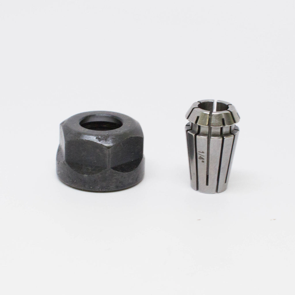 ".25"" ER-11 Collet and Nut"