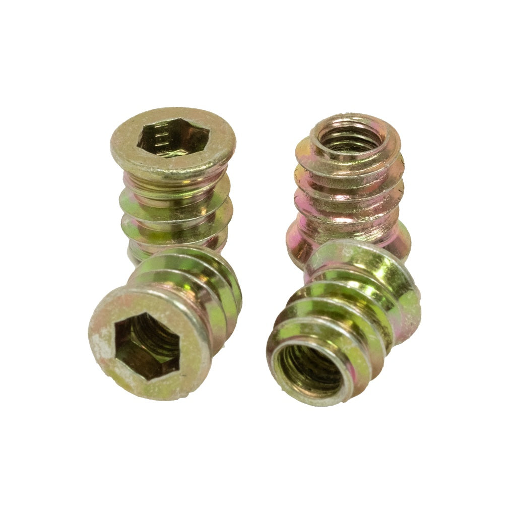 Threaded Inserts (Qty 100)