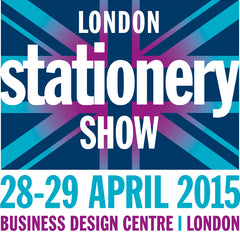 T-Tag Treasury Tag attending London Stationery Show 2015