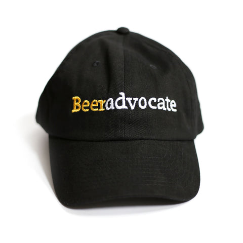 BeerAdvocate Cap (Old-School, Embroidered)