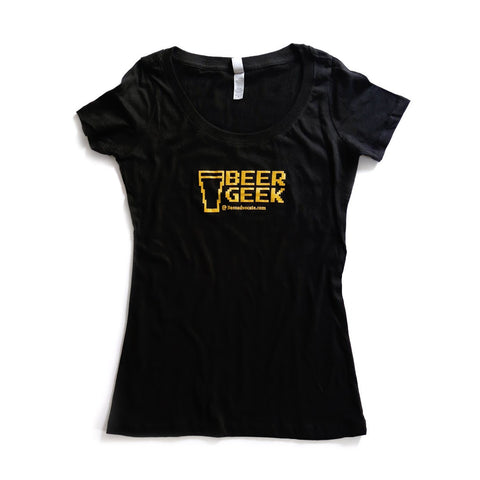 Basic Beer Geek (Womens) Small & Medium