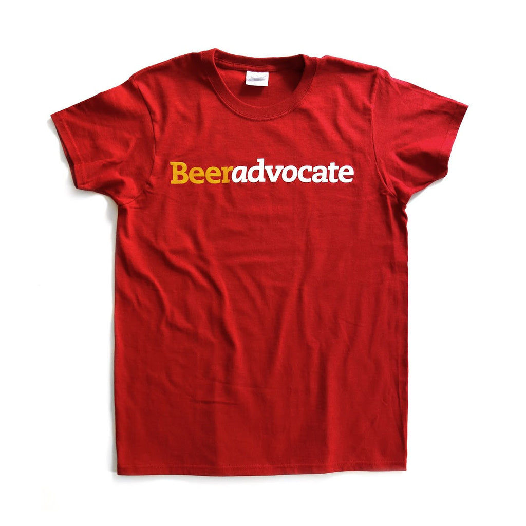 Old School BeerAdvocate Tee (Womens) available in different colors