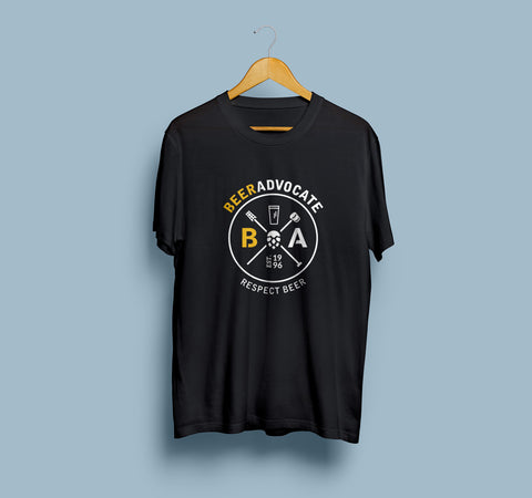 "BeerAdvocate ""Respect Beer"" Tee"