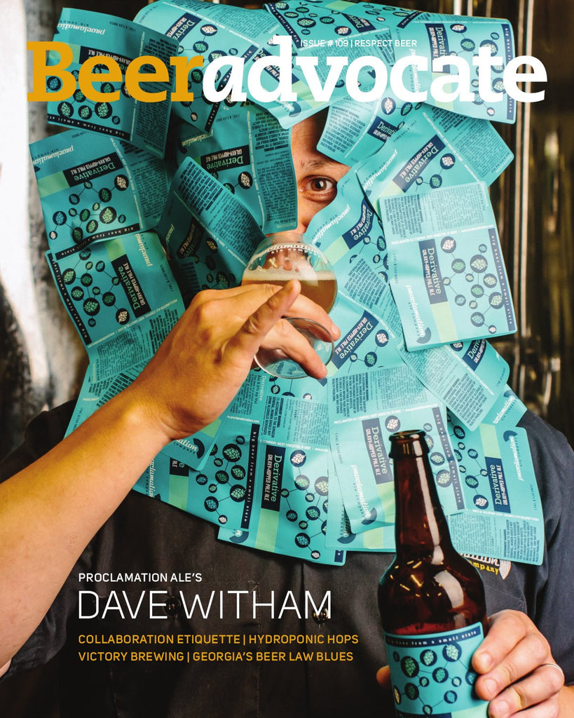 BeerAdvocate magazine #109 (February 2016)