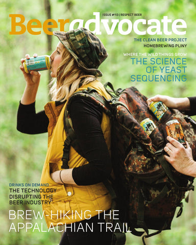 BeerAdvocate magazine #113 (June 2016)