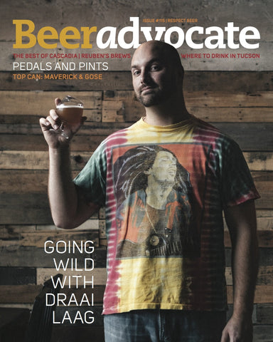 BeerAdvocate magazine #115 (August 2016)