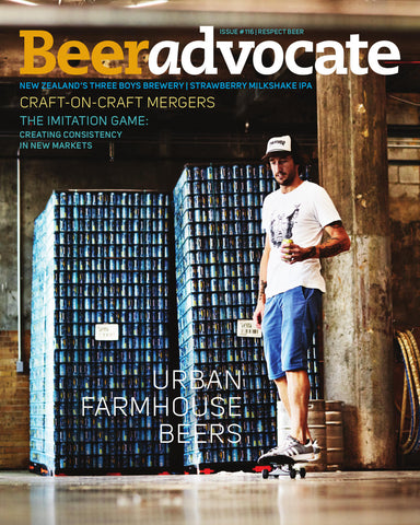 BeerAdvocate magazine #116 (September 2016)