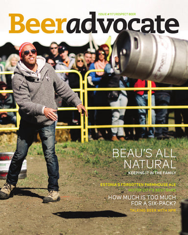 BeerAdvocate magazine #117 (October 2016)