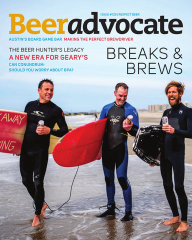BeerAdvocate magazine #125 (June 2017)