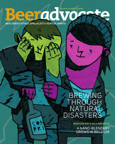 BeerAdvocate magazine #131 (December 2017)