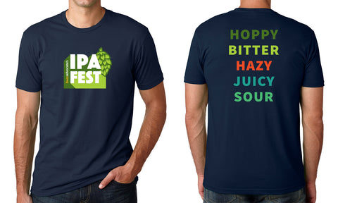 IPA Fest: Boston 2018 Tee