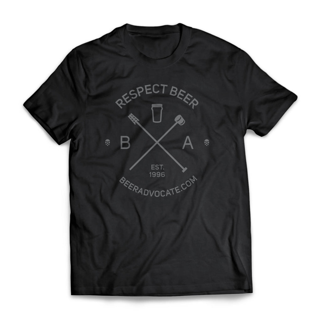 "Respect Beer ""Hipster"" Tee"