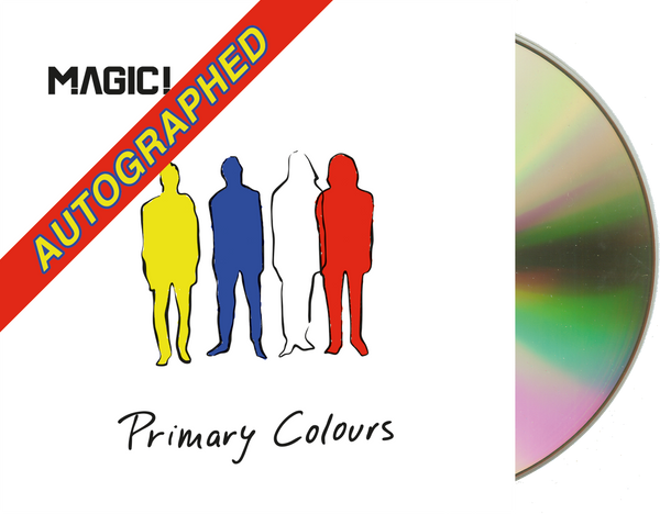 Primary Colours Deluxe T-Shirt Bundle