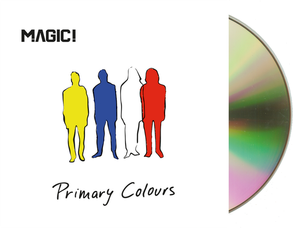 Primary Colours T-Shirt Bundle