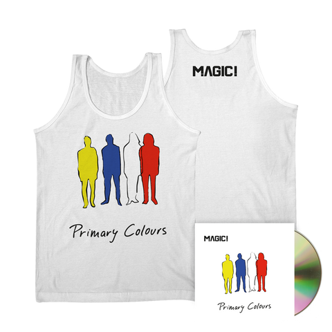 Primary Colours Tank Top Bundle