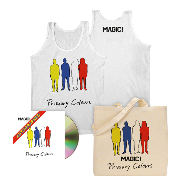 Primary Colours Deluxe Tank Top Bundle