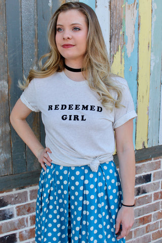 Redeemed Girl