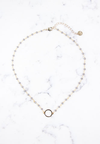 *Luna Choker Necklace
