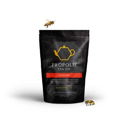 Chai Rooibos - 100g - Propolis Tea Co.