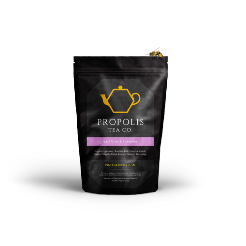 Earl Grey & Lavender - 100g - Propolis Tea Co.