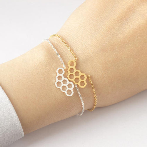 Honeycomb Bracelet - Propolis Tea Co.
