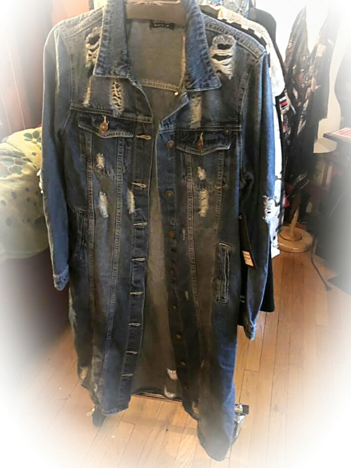 Runway Denim Jacket