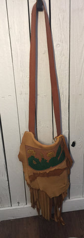 Fabulousness Deerskin Purse