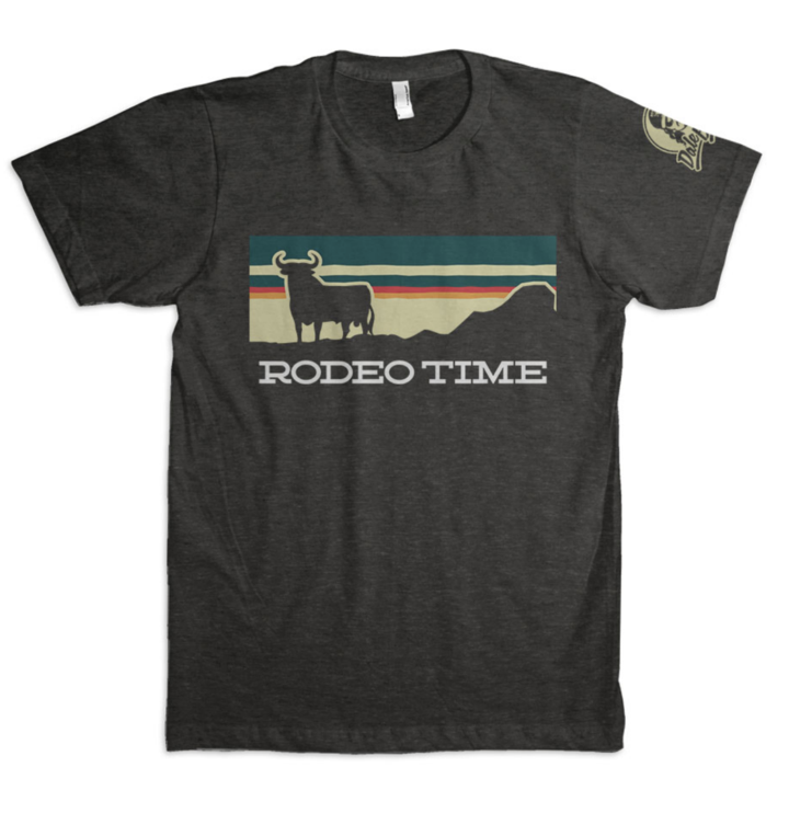 Rodeo Time Tee #2
