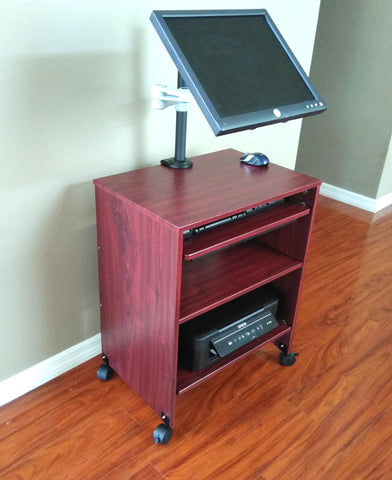 2326-24-inch-computer-cart-with-monitor-stand-included