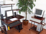 "STS5806 24"" wide Small Computer Desk & Laptop Desk - Oceanpointe Distributors Corporation"