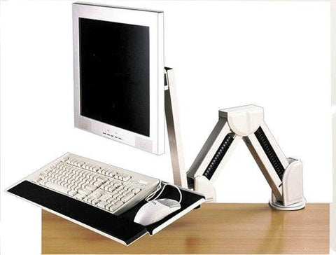 D131AA  CD Articulated Monitor and Keyboard Wall or Table arm - Oceanpointe Distributors Corporation