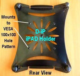 D-IP  iPad 1 & 2 VESA Holder Adapter