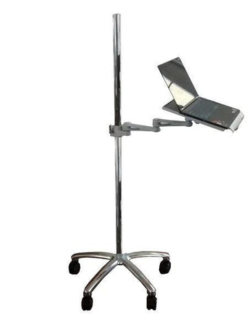 DVC04-DLPTA - Rolling Laptop Pole Cart