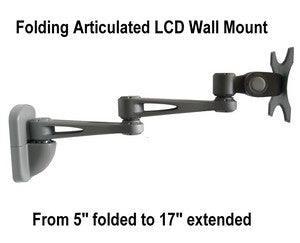 DW170S_VESA-Wall-LCD-Monitor-Arm-17-inch-articulated-foldable