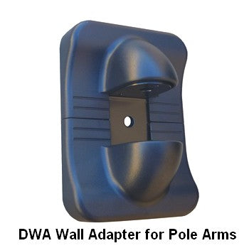 DWA Wall Adapter for Pole Monitor Arms & Keyboard Arms - Oceanpointe Distributors Corporation